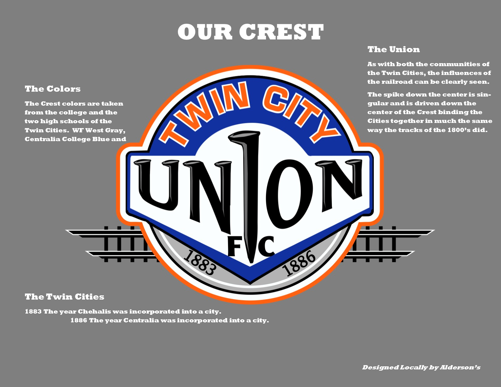 Twin City Union FC Wants to say thank you!